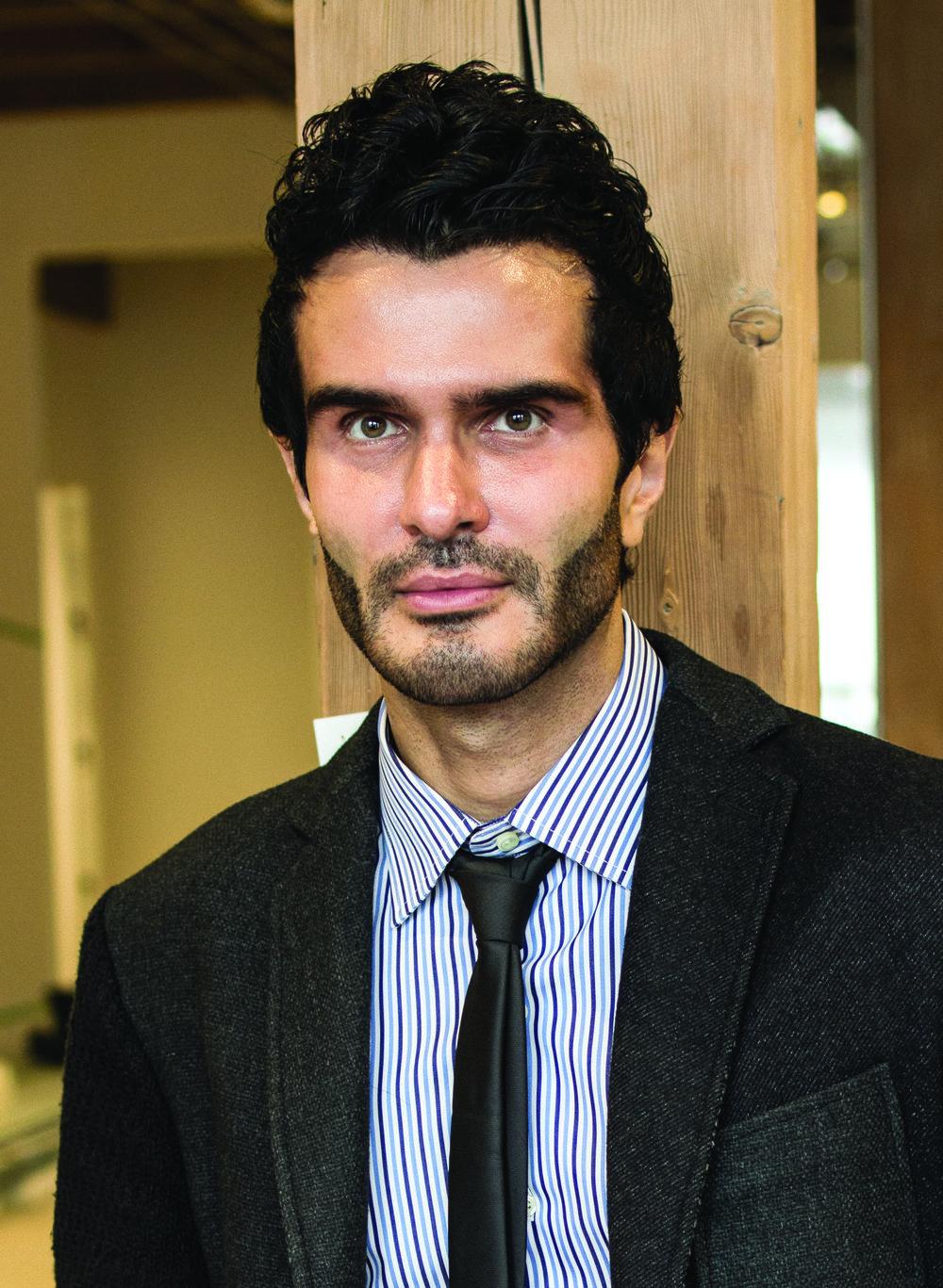 Brandon Truaxe, founder of Deciem - 'The Abnormal Beauty Company'