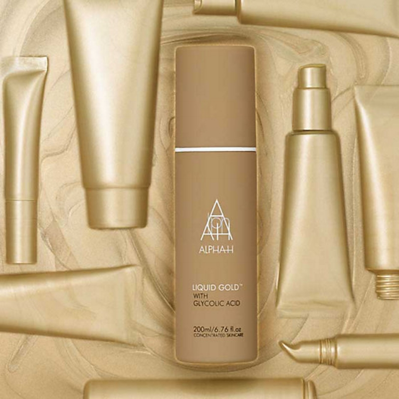 Liquid magic: Alpha-H Liquid Gold (image - Marks & Spencer)
