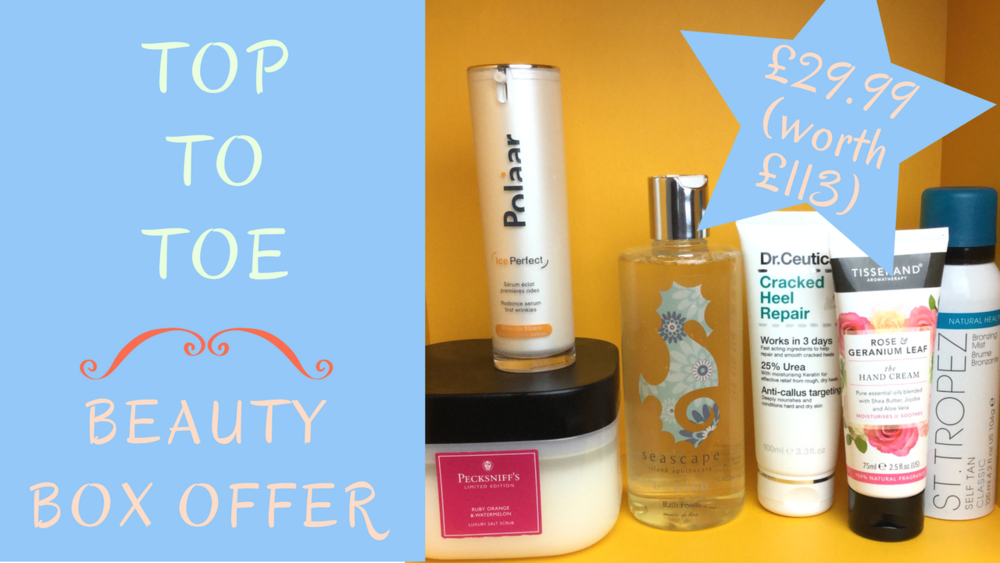 Save over £80 on this fab collection of products