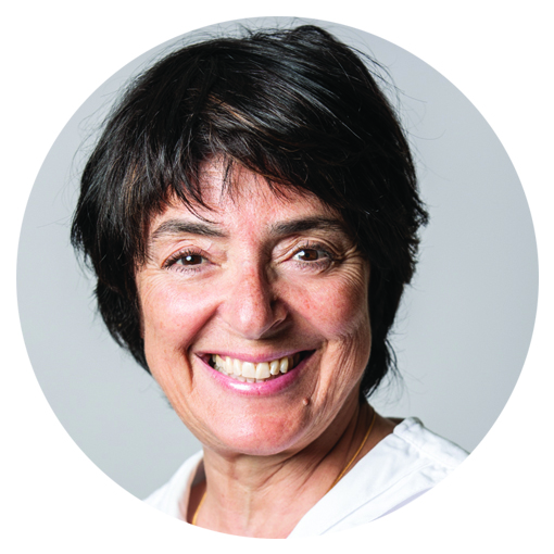 Vivianne Norling   Klinikchef