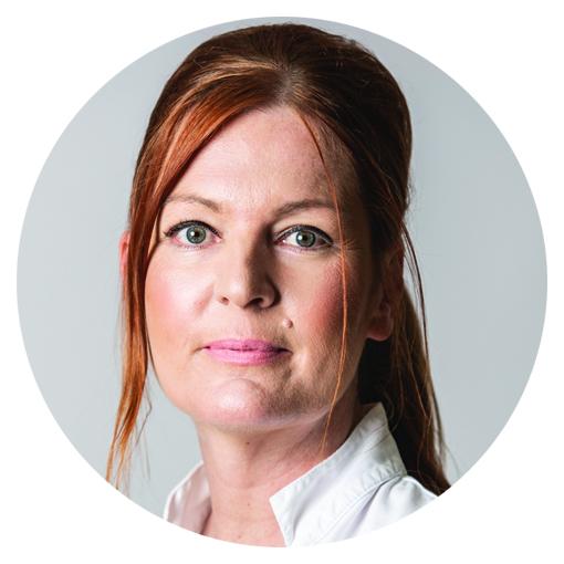 Caroline Andersson   Tandsköterska