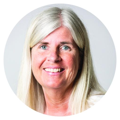 Lena Andersson   Tandsköterska