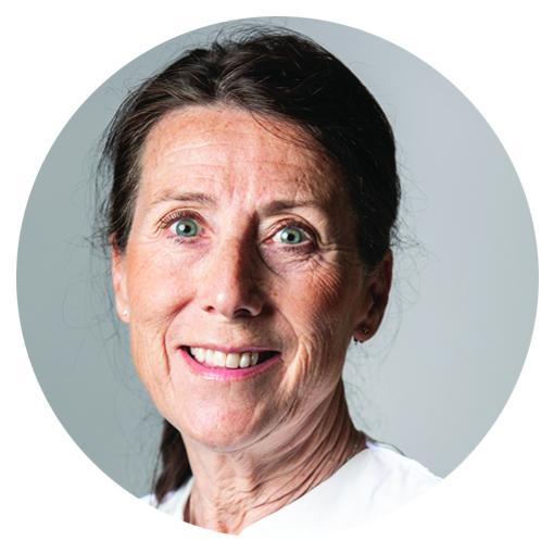 Sibylla Gärdfors   Tandsköterska