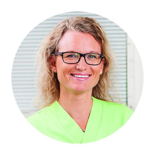 Maria Helleday   leg. Tandläkare
