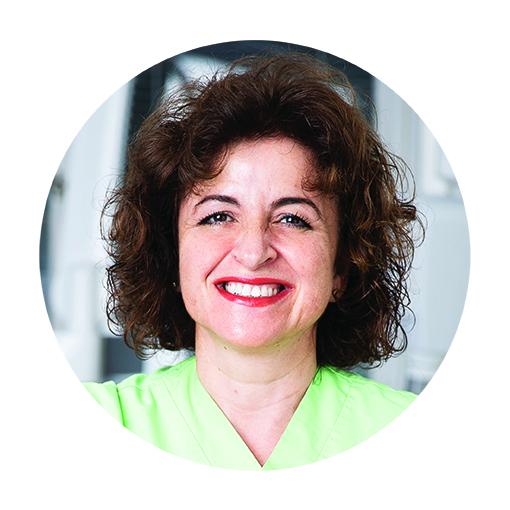 Fanny Christou-Kitta   leg. Tandläkare