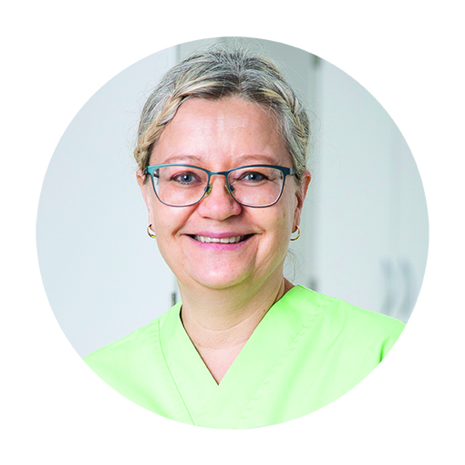 Anne Kosonen   Tandsköterska