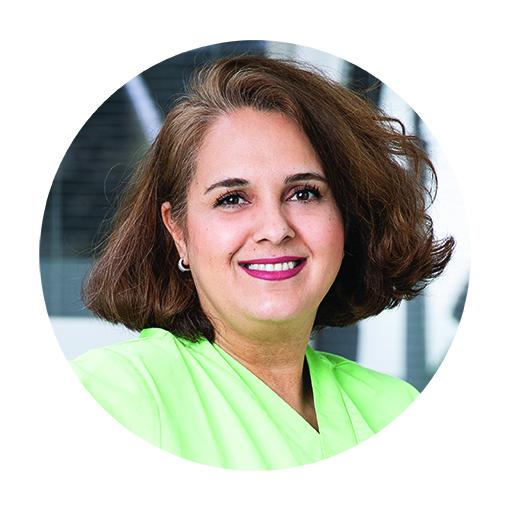 Golnaz Azimi   Tandsköterska