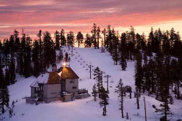 Mt Ashland Ski + Snowboard