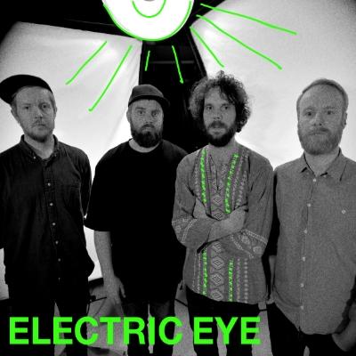 Electric Eye har de siste årene stått fram som et av Norges fremste band innen psychrock-sjangeren, Kvartetten - som oppgir India, blues og det stadig utvidende universet som inspirasjonskilder - har også klart å skaffe seg et solid navn på likesinnede scener rundt om i verden.