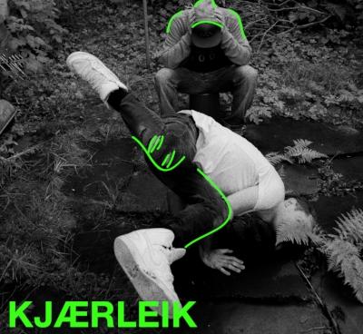 Kjærleik er en duo bestående av Espen Andersen og Andreas Wallevik. De to har i de siste årene operert i kulissene i Bergens urbane musikkmiljø, og produsert materiale for navn som Ganezha, Pokal, Black O, Dreamon og Lenole.
