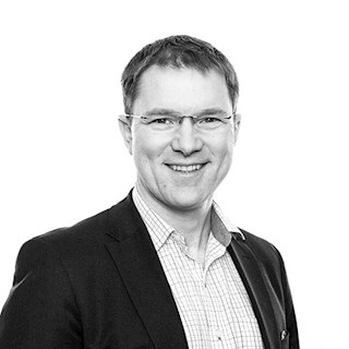 Tor Instanes (administrerende direktør i GC Rieber Eiendom)