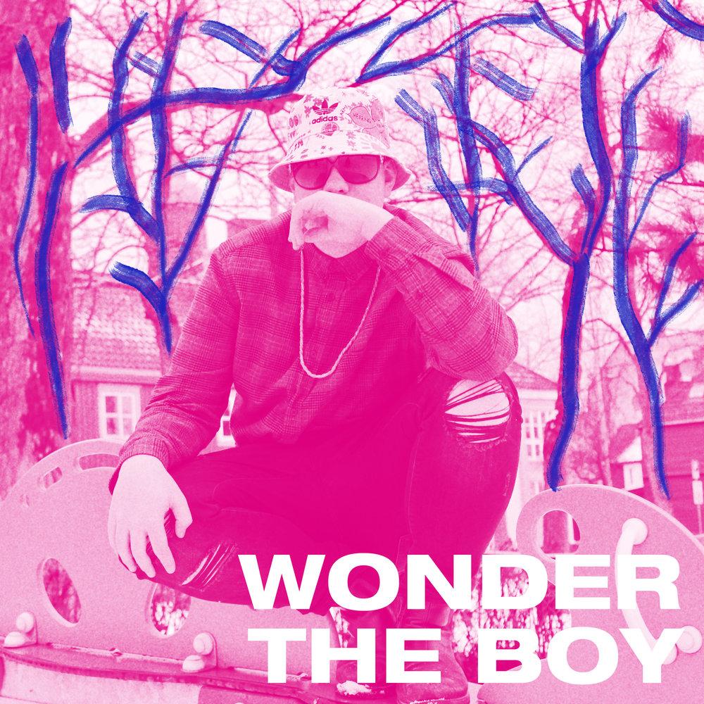 """Wonder The Boy er relativt fersk i gamet, men likevel kaller hip hop-gudfar Tommy Tee trondheimsrapperen så talentfull at han mistenker at han er fra en annen planet. Wonder The Boy er i disse dager aktuell med singelen """"That's Just The Truth""""."""