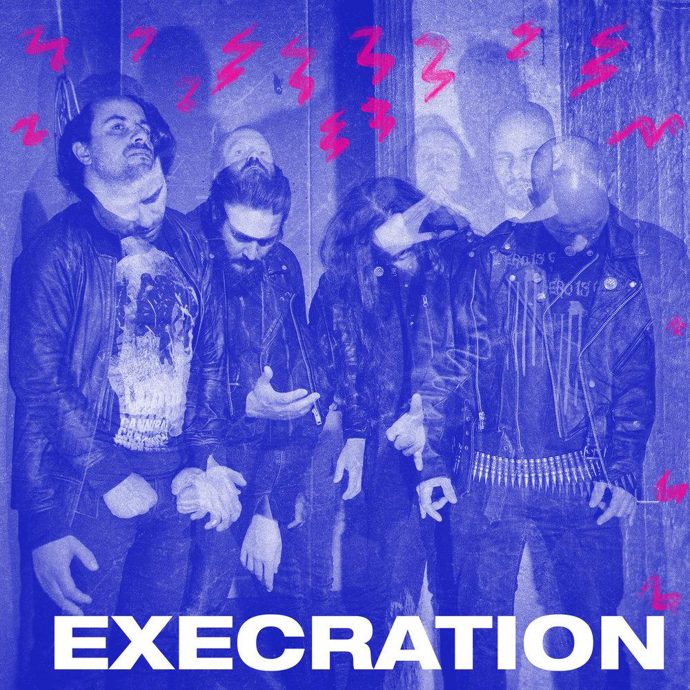 Execrations eksperimentelle death-metal har gitt dem flotte anmeldelser, tilbakemeldinger og ikke minst en Spellemannspris. Bandet er et sonisk angrep fra undergrunnen og den siste plata skapte for alvor blest rundt gjengen.