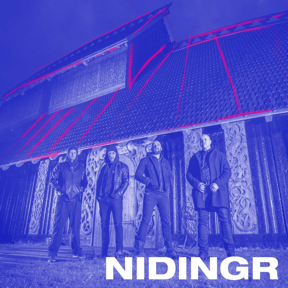 Med røtter langt tilbake i norsk metalhistorie og med reiser innom mange kjente folk og band har Nidingr skapt sin sti. Med sitt fjerde album, spekket med nørron mytologi og et musikalsk landskap mellom black- og death-metal viser de virkelig hva de er gode for.