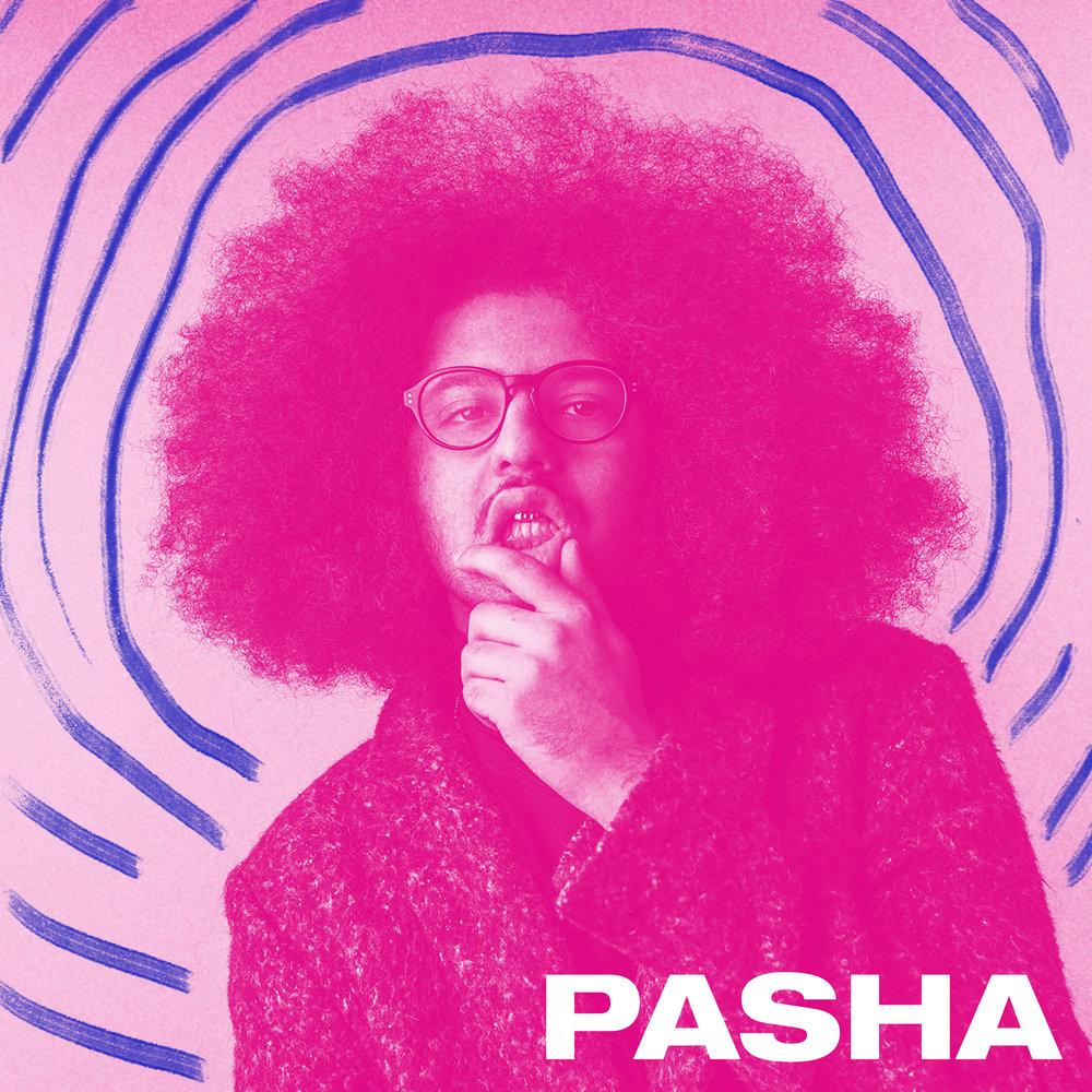 Den 90-talls inspirerte norsk-iranske rapperen Pasha har allerede skapt seg et navn som en forrykende live-artist. Rykkinn-gutten har holdt flere eksplosive konserter og sluppet noen sterke singler, alt til unison hyllest.