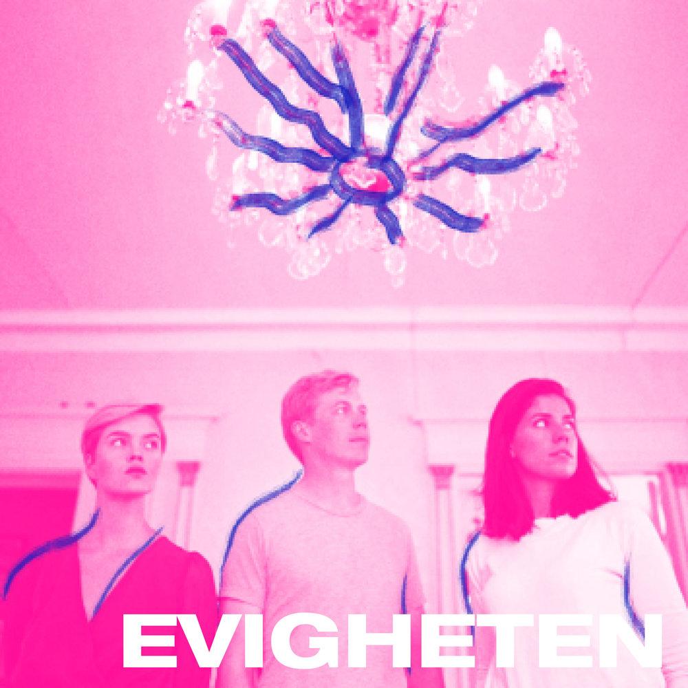 Evigheten er et helt nytt band fra Bergen som gjør sin debut på VIll Vill Vest.Tekstene er sentrale for Evigheten, bandet henter inspirasjon fra religiøs retorikk, uten å bli religiøs musikk.