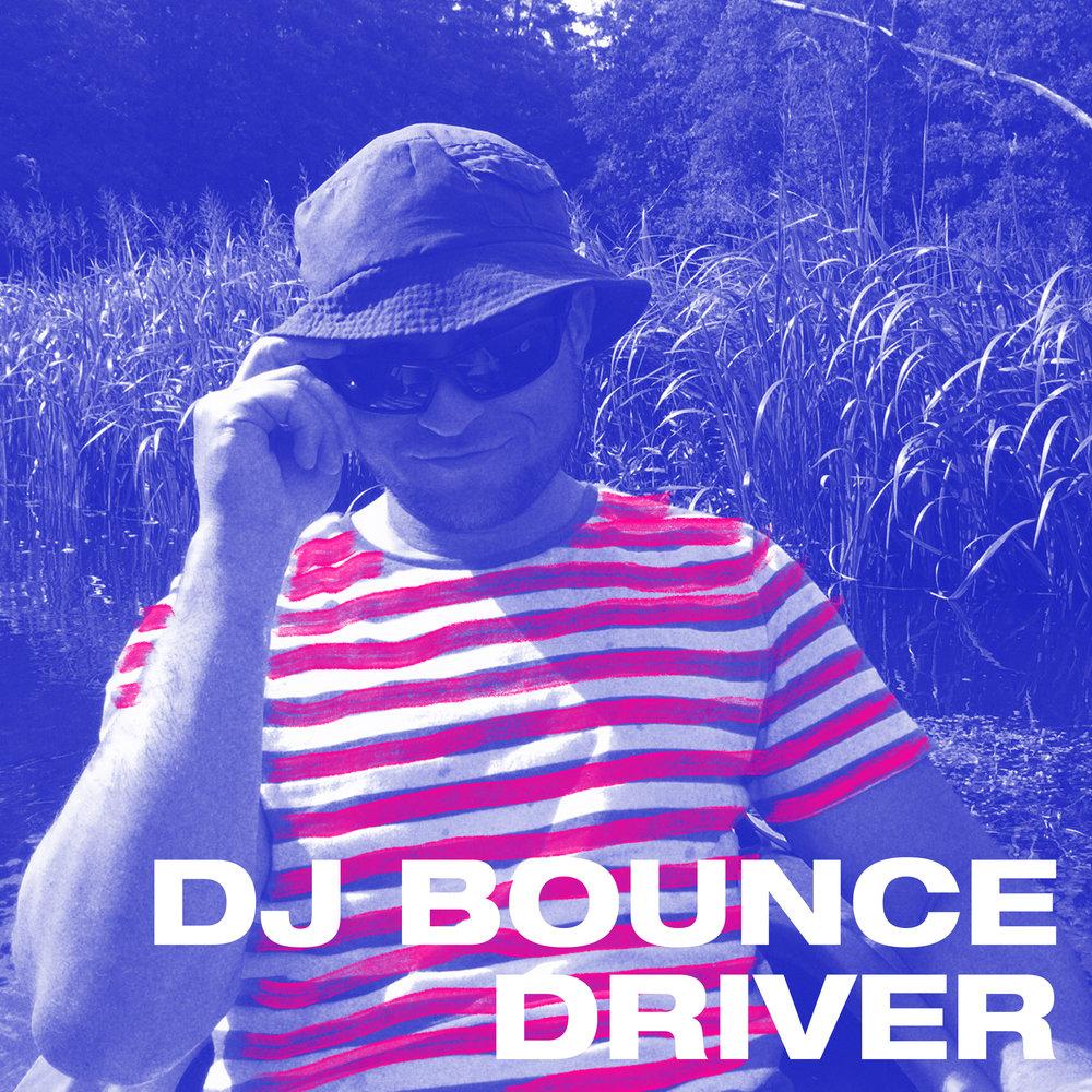 DJ Bounce Driver spiller elektronisk musikk i forskjellige sjangrer som 90 talls house, headz&ballearic, nordisk elektronika, europeisk og Detroit techno. Det er bare å se fram til varme basslinjer, kvinnelige vokaler, conga rytmer og skikkelige kick drums.