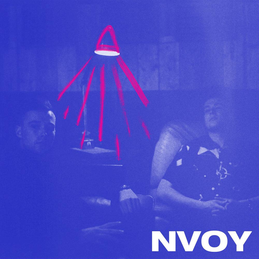 NVOY er London-duoen James og Conner. Sammen lager de glitrende dansemusikk med elementer fra futuristisk RnB, UK bass og house. Det er helt klart musikk myntet på dansegulc, men med en musikalsk og emosjonell bredde.
