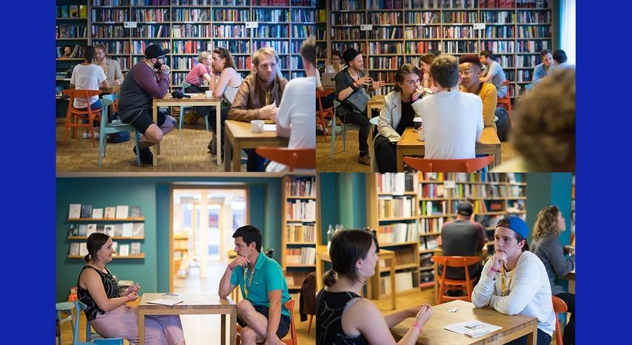 Speed-meetings - Speed-meetings med den internasjonale musikkbransjenTorsdag-Fredag, 28-29 sept. kl. 16.00