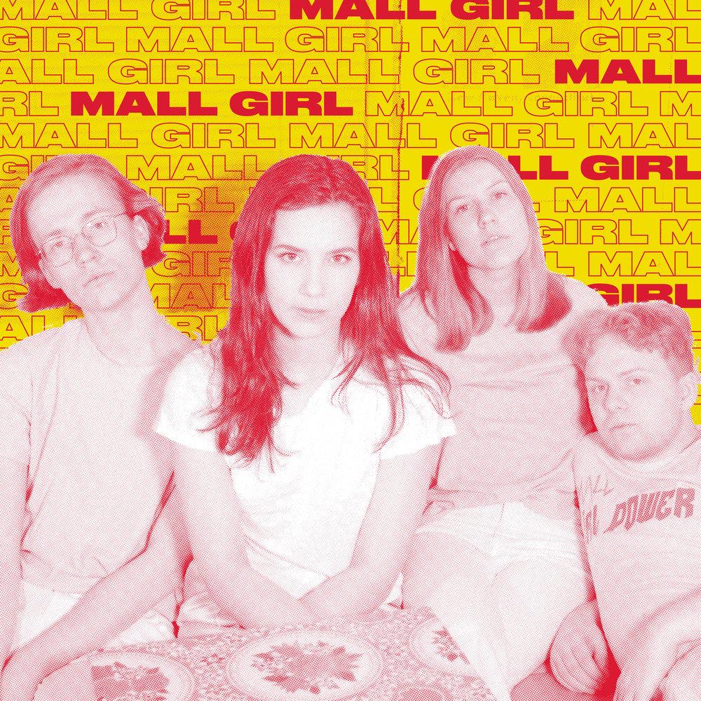 """Mall Girl er et ungt popband med et energisk liveshow. Inspirasjonskildene spenner fra åttitallspop til noise og matterock til indie, og er knyttet sammen av et lekent uttrykk og en frigjørende holdning til det å lage musikk. Fra å ha spilt sin første konsert i februar har det gått raskt fremover, og bandet er allerede booket til en rekke arrangementer. I slutten av april lastet de opp låten """"Slay Queen"""" på P3 Urørt, og ble umiddelbart anbefalt av Urørtpanelet."""