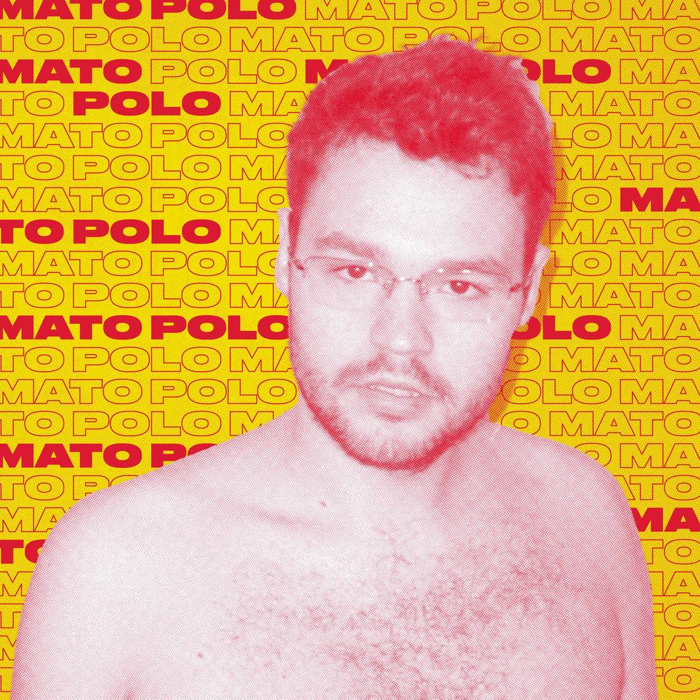Mato Polo er én av Vibbefangers mest følsomme karer, og har hittil frelst både bransjen og undergrunnen med to deilige singler, gjestet av kritikerroste Store P og Charlie Skien. I sommer slipper han sin nye singel «Aldri», som i høst etterfølges av en EP. «Aldri» blir første låt hvor Mato Polo opererer alene, noe han mestrer minst like godt som samarbeid. Mato Polo har et gjenkjennelig lydunivers, både produksjons- og tekstmessig. Låtene er følsomme, lekne og imponerer stadig med sitt originale uttrykk, som svever mellom rap, pop og RnB.