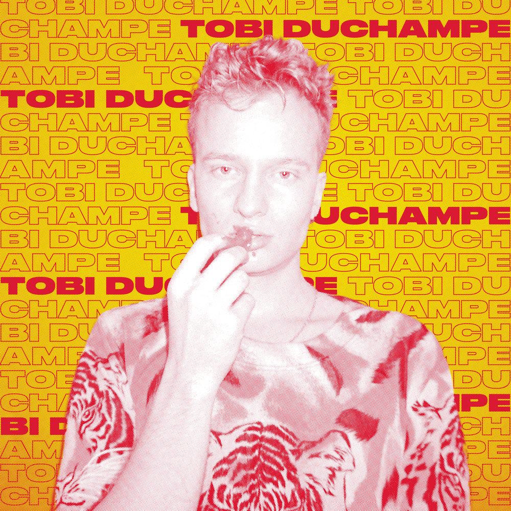 Tobi Duchampe er alteregoet til multi-instrumentalist Tobias Pfeil (Heartbreak Satellite, Tuvaband, Natalie Sandtorv). Den eklektiske karakteren Tobi Duchampe utforsker et energisk og eksplosivt musikalsk univers med tydelige referanser til kunstrock og 80-tallet. Musikken er inspirert av bl.a. John Maus, David Bowie, James Ferraro, Jenny Hval og King Krule. I samarbeid med live visuals-kunstner Eilif Teisbo presenterer han, Ole Mofjell (trommer), Jonas Hamre (elektronikk og saksofon) og gjester en konsert som ligger et sted i grenseland mellom 80-talls karaokeparty og performance.