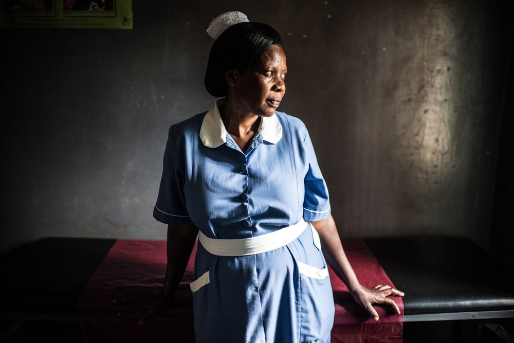 """We get a lot of referrals like Anne from VODA"", explains Grace, the midwife of the health centre. Most of the unsafe abortions among school girls are caused by unwanted pregnancies. ""They go to local herbalists and they give them some drugs. Some of them tell me that they give them emilandira roots which they insert inside themselves to rapture the membranes."""
