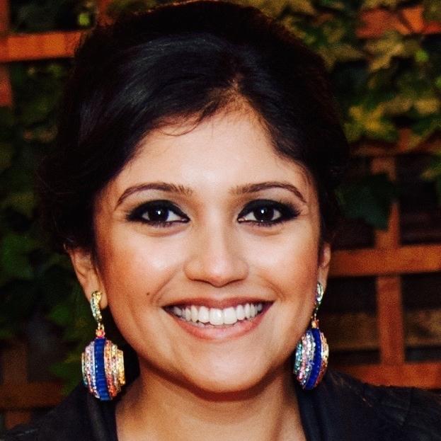 Shreena Patel  Programme Adviser