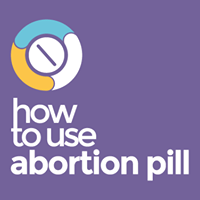 How to use the abortion pill