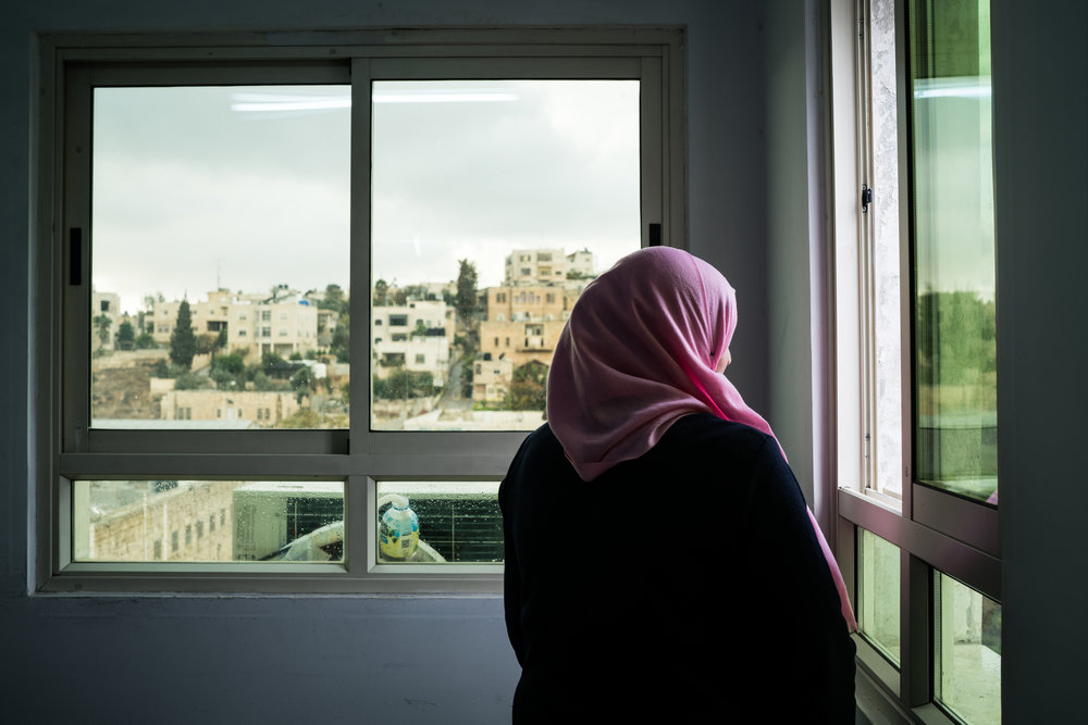 "Forced into repeated pregnancy when contraception fails - ""When it comes to abortion in Palestine I think the law should change as there are many women suffering like I do. How long have I suffered from repeated unwanted pregnancy. These services should be affordable for women""."