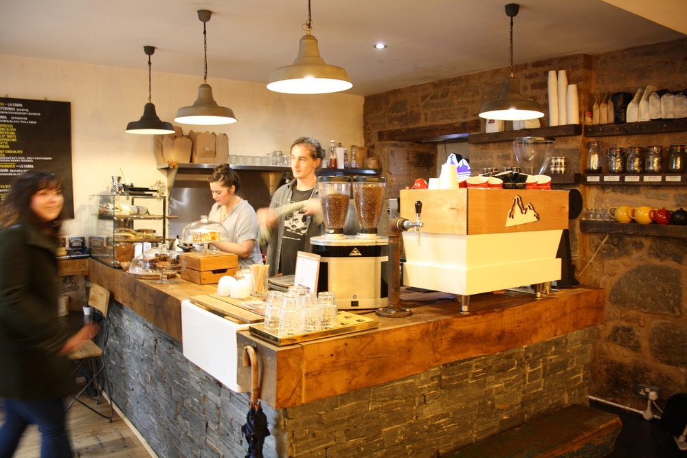 Cairngorm Coffee Co. - 41A Frederick Street, Edinburgh