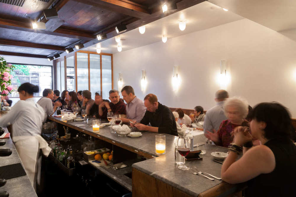 date night restaurants in nyc