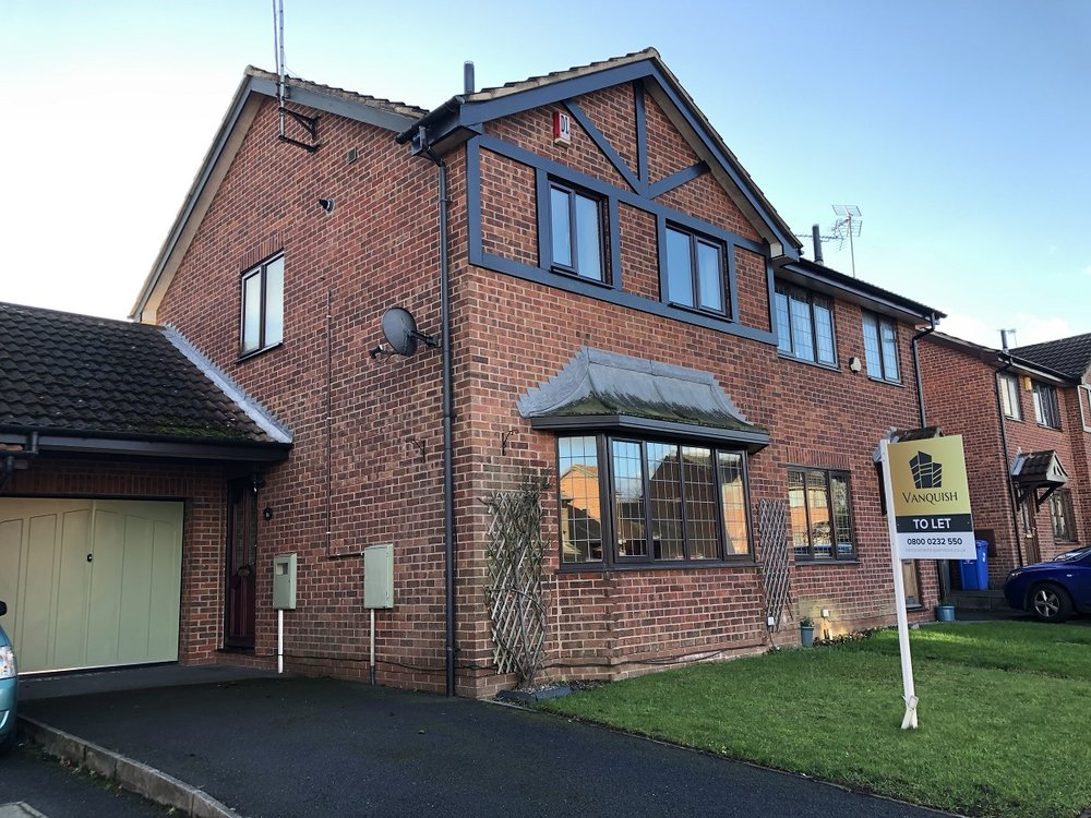 Partridge Way, Mickleover, Derby