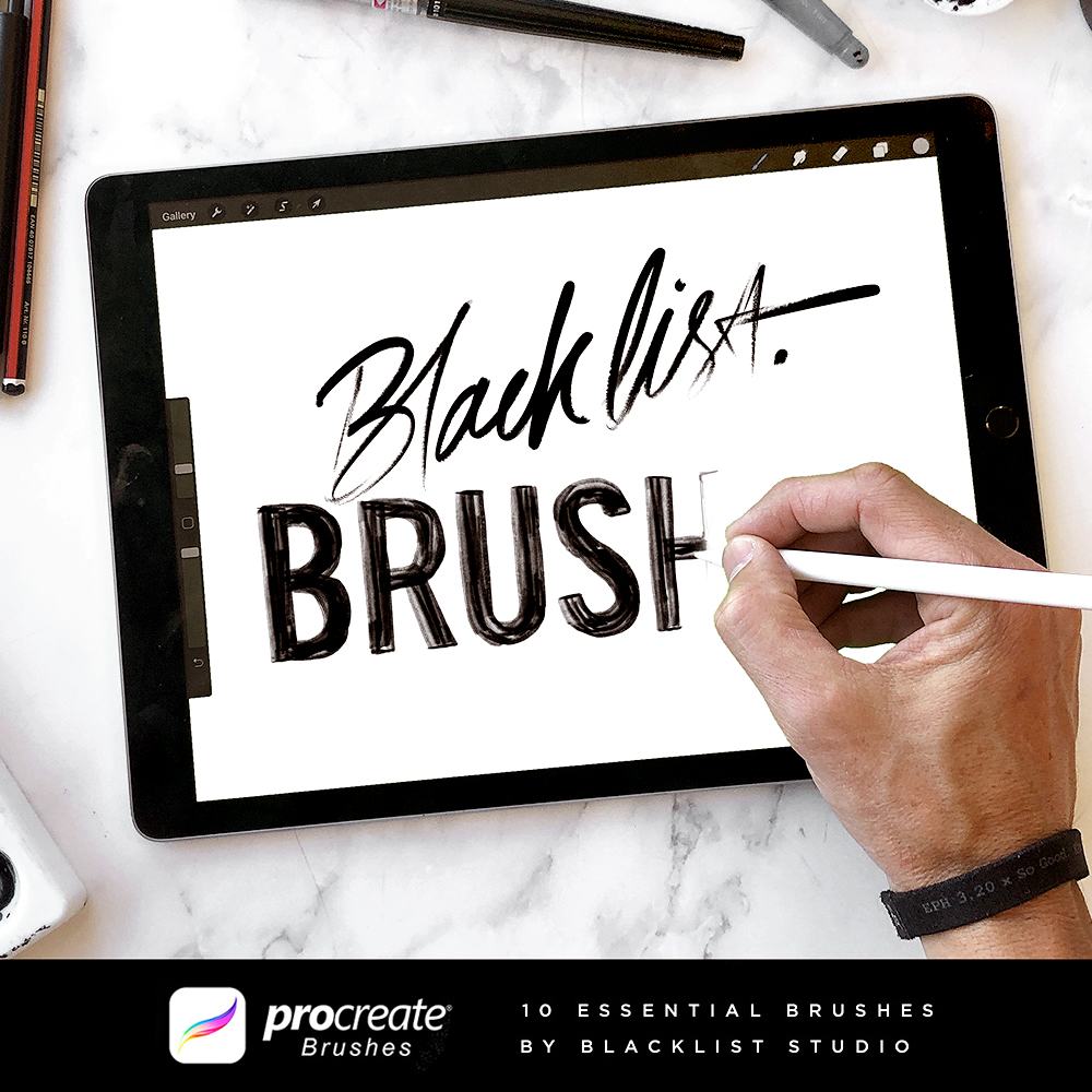 SHOP IPAD BRUSHES, LAYOUT GRIDS AND MORE — STEFAN KUNZ