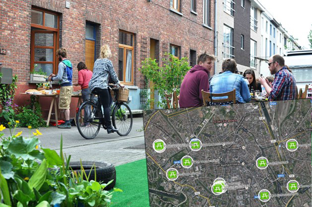 GHENT LIVING STREETS