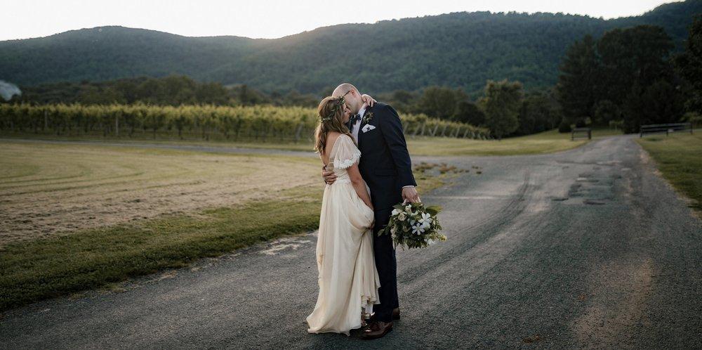 Rachel + Mike / Afton, VA -