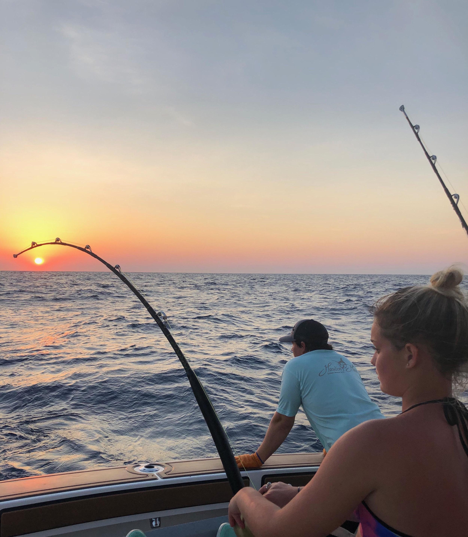 A Blue Marlin, Eight Hours, and a Mohawk - Heartbreak in