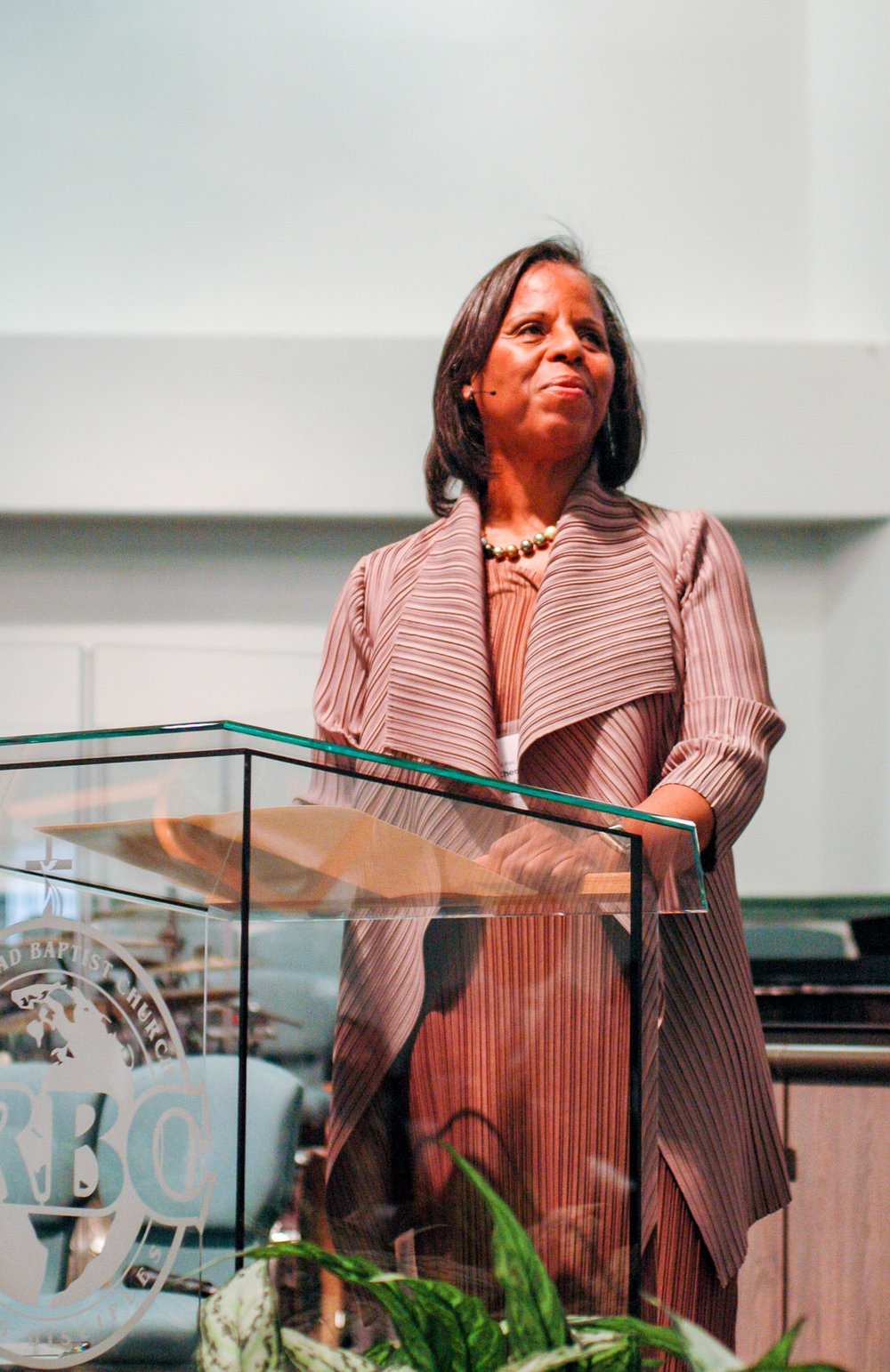 The Rev. Dr. Cheryl F. Dudley