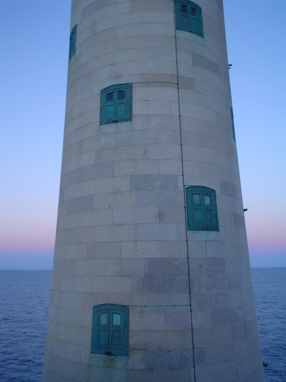 The Tower at dawn