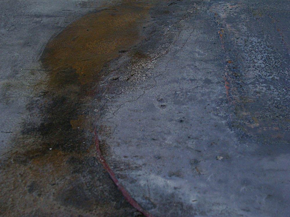 Harbour detail 80 x 100 cm 2007 -2010