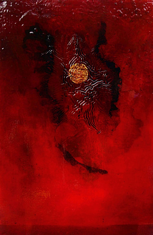 Corporeal 3 oil on canvas 60x90cm 2013-14