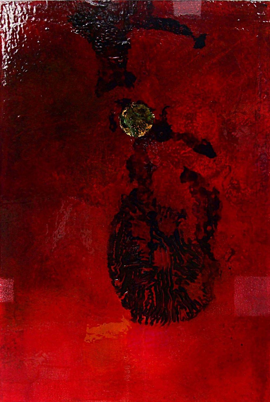 Corporeal 2 oil on canvas 60x90cm 2013-14