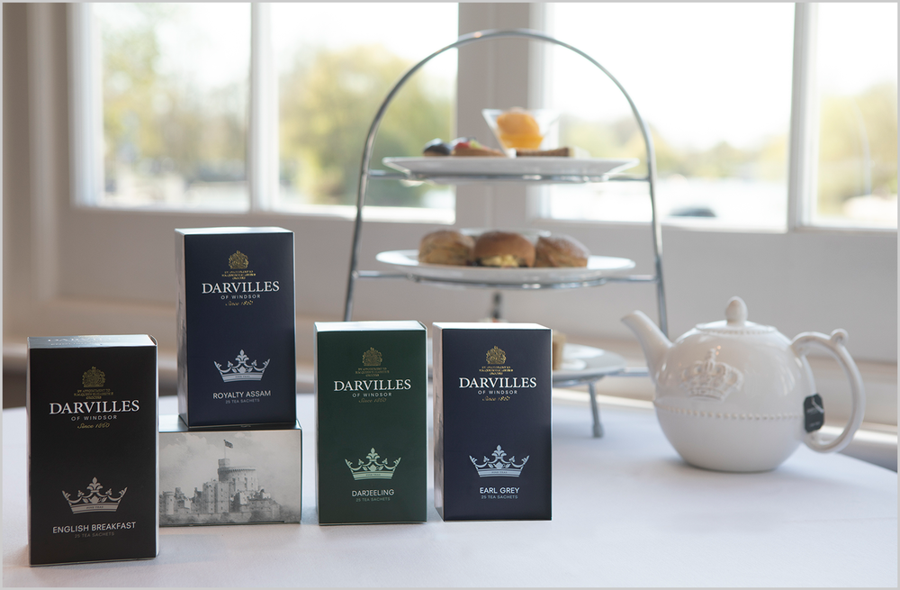 Traditional Tea - Sachets - Our fine Traditional Tea blends include English Breakfast, Earl Grey, Royalty Assam and Darjeeling.