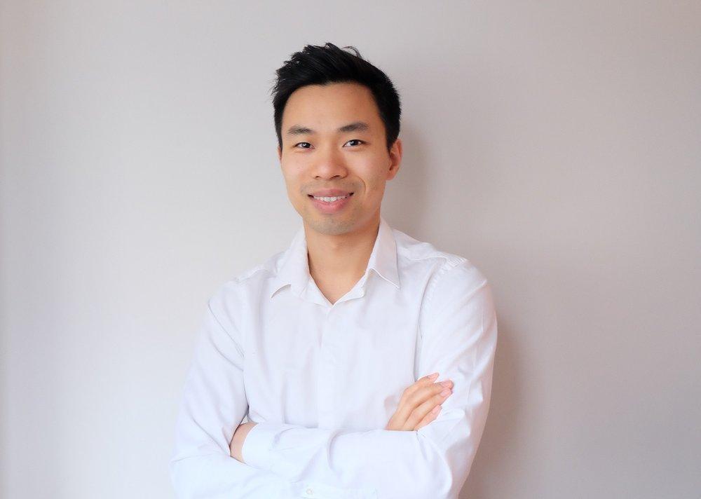 Justin Lee, Registered Acupuncturist & Owner
