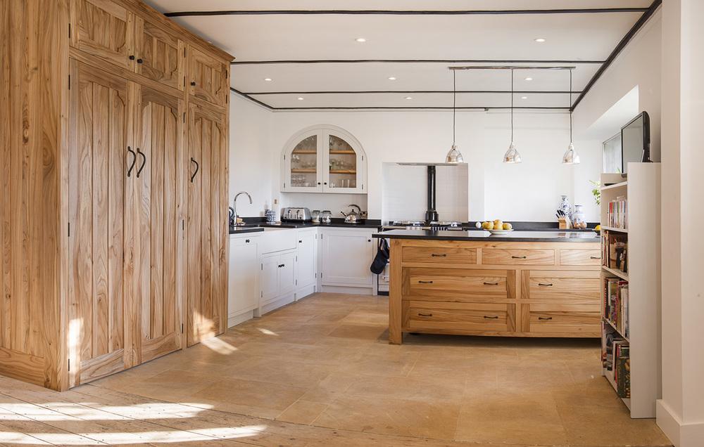 Elm Kitchen Cabinets
