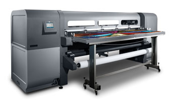 HP 700 FLAT BED PRINTER