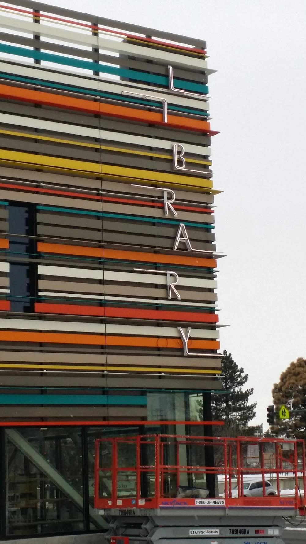 Denver West Library LED sign.jpg