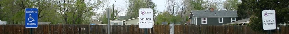 Plumb Marketing Exterior ACM Parking Signs.jpg