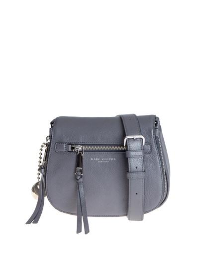 3668bc0f19 Marc Jacobs Recruit Saddle Bag - Shadow M0008102-074