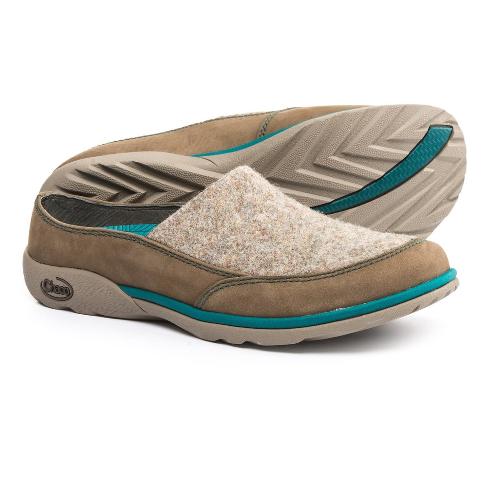 39ae46d4fe51 Chaco Everett Shoes Leather Lace Up Sandstone. Chaco Quinn Shoes Slip On  Sandstone